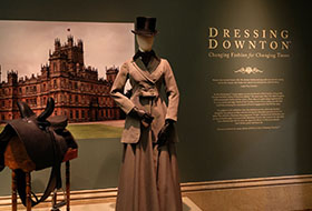 Downton Abbey (PBS) Season 1, 2010Shown: Maggie Smith