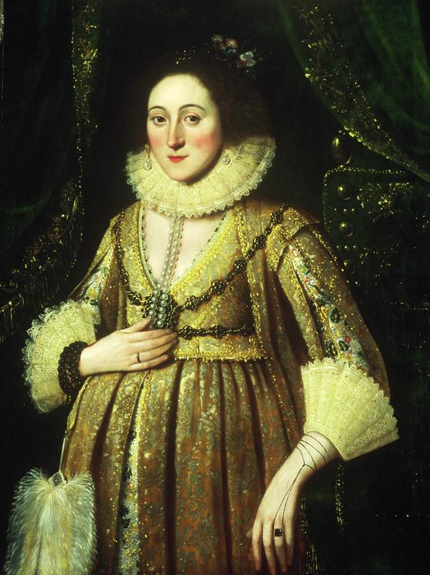 Painting of Lady Lennox